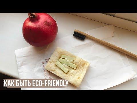 Как стать экологичным