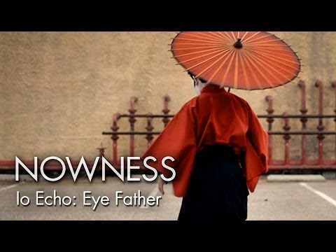 """""""IO Echo: Eye Father"""" by Benjamin Millepied"""