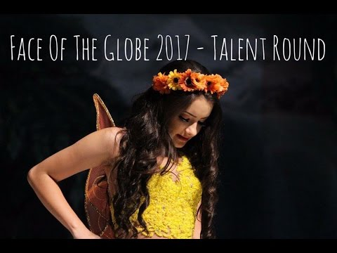 Face of the Globe 2017   Talent Round   Maria Fernanda Marangoni   Miss Brazil Teen Mercosul 2016