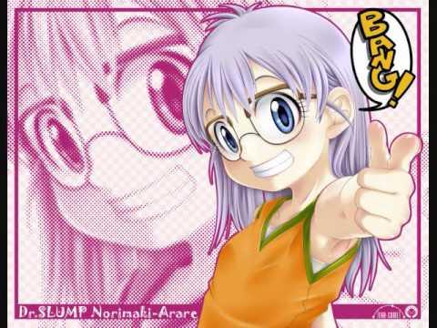 Dr. Slump アレアレアラレちゃん are are arale chan Lyrics | Doovi