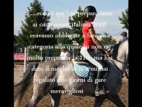Storia di una ragazza e il suo cavallo pony - Colorazione immagine di una ragazza ...