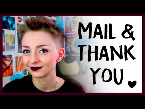 Mail & Thank you ✉️️✉️️