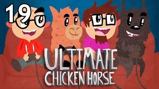 Ultimate Chicken Horse with Friends - Episode 19 - Sanity