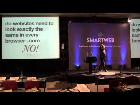SmartWeb 2014 - Jeremy Keith - Enhance