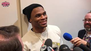 Thunder vs. Clippers postgame: Russell Westbrook 12.15.18