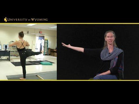 Biomechanics of Dance with Margaret Wilson