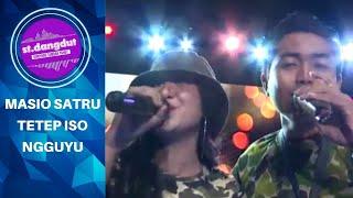 Yeyen Vivia Feat Andre - Satru - Om Gank Kumpo HUT TNI (Stasiun Dangdut Rek)