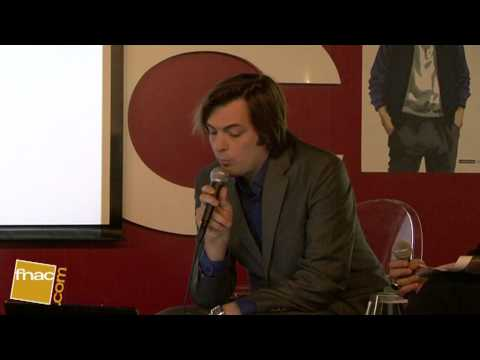 Rencontre Jirô Taniguchi - Fnac Montparnasse (1/2)