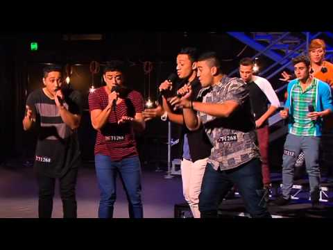 The X Factor Australia 2012 - Essemble 8 - You Give Me Something - James Morrison