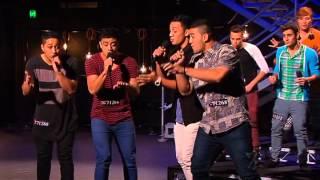 The X Factor Australia 2012 - Essemble 8 - You Give Me Something - James Morrison