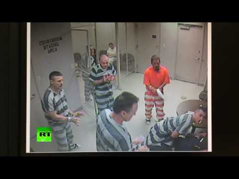 Jail Break: Inmates save correctional officer's life