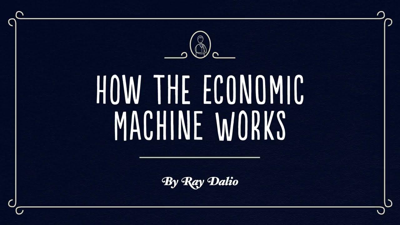 30分で判る 経済の仕組み ray dalio youtube