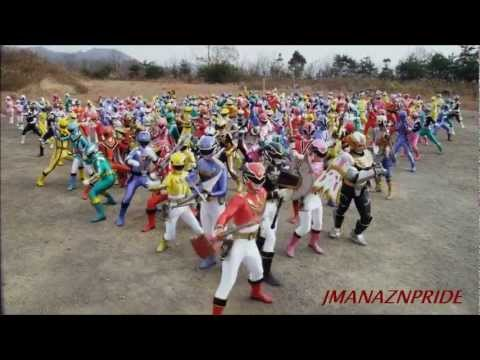 Power Rangers Ultimate Alliance Movie Trailer Youtube