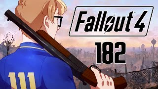 Fallout 4 Playthrough Part 182 - Looting and Eavesdropping