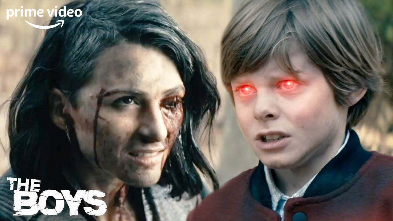 Download Ryan Sees Red and Attacks Stormfront | The Boys | Prime Video