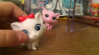мои игрушечные котята