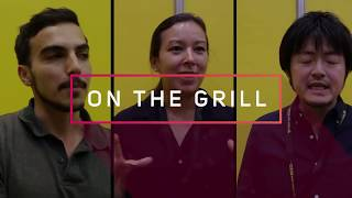 On The Grill at Tech in Asia Tokyo 2017