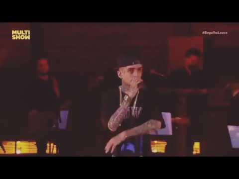 Mr. Thug & Mr. Catra Canta Ao Vivo no Palco do Multishow - Mansão Thug Stronda