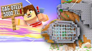 CONCONCRAFT'TA ULTRA HAVALI DAĞ OTELİ - Minecraft