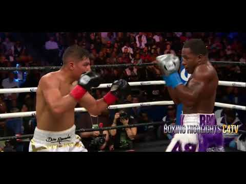 Adrien Broner vs. Jessie Vargas / Highlights