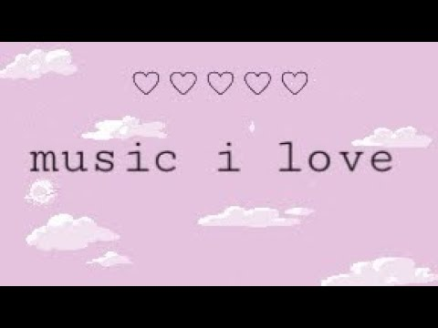 -14- music i recommend!