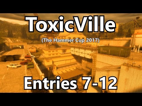 ToxicVille Entries 7-12
