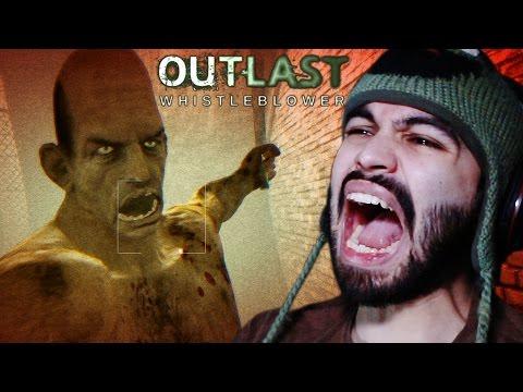 TRAICIONES TERRORÍFICAS!!! - Outlast: Whistleblower en Español #3 - 동영상