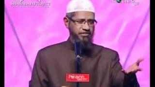 Why is the eating of pork forbidden in Islam? Dr. Zakir Naik (Urdu)