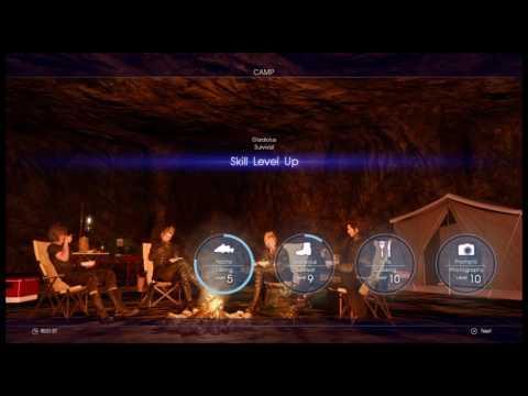 Drunk-On-Ice-Tea's Stream #28: FFVX - A menace sleeps in the Daurell Vault