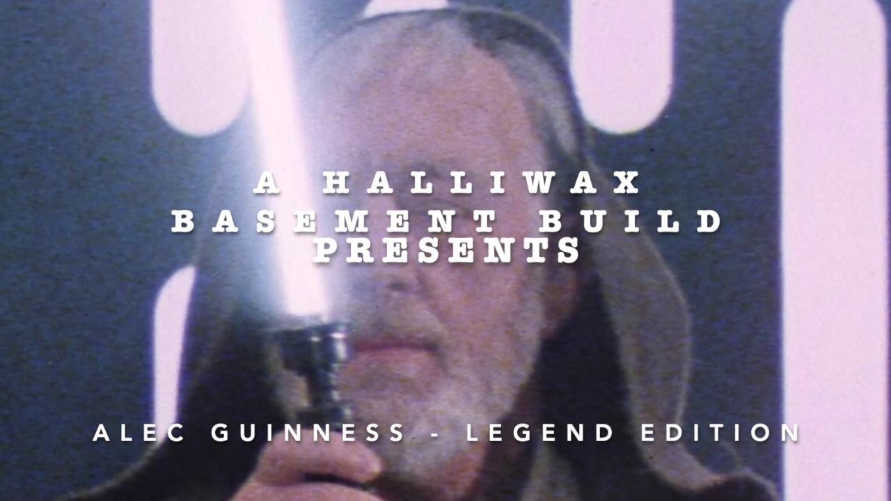 Alec Guinness Legend Edition Debut