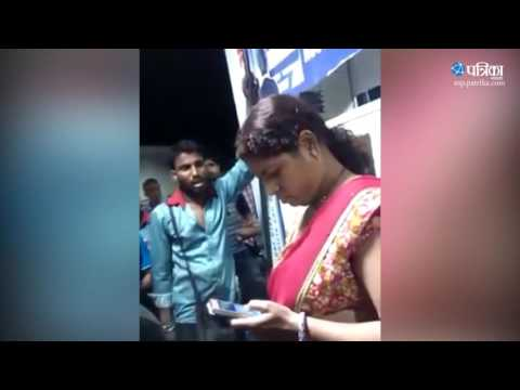 Must Watch : Fraud at Piplani Petrol Pump | women shouting on petrol pump workers | Bhopal