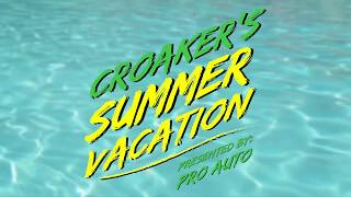 Adventures of Croaker - Summer Jobs