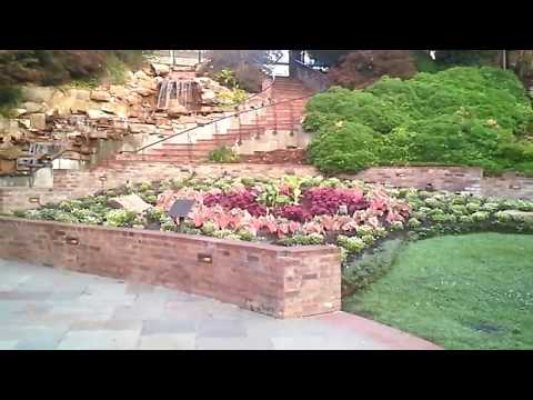 Natchitoches  Roque House and Bau Jardin garden