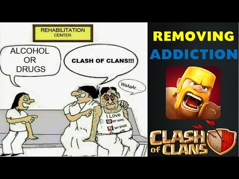 HOW TO STOP PLAYING CLASH OF CLANS   3 FUNDAMENTALS   QUITTING THE ADDICTION