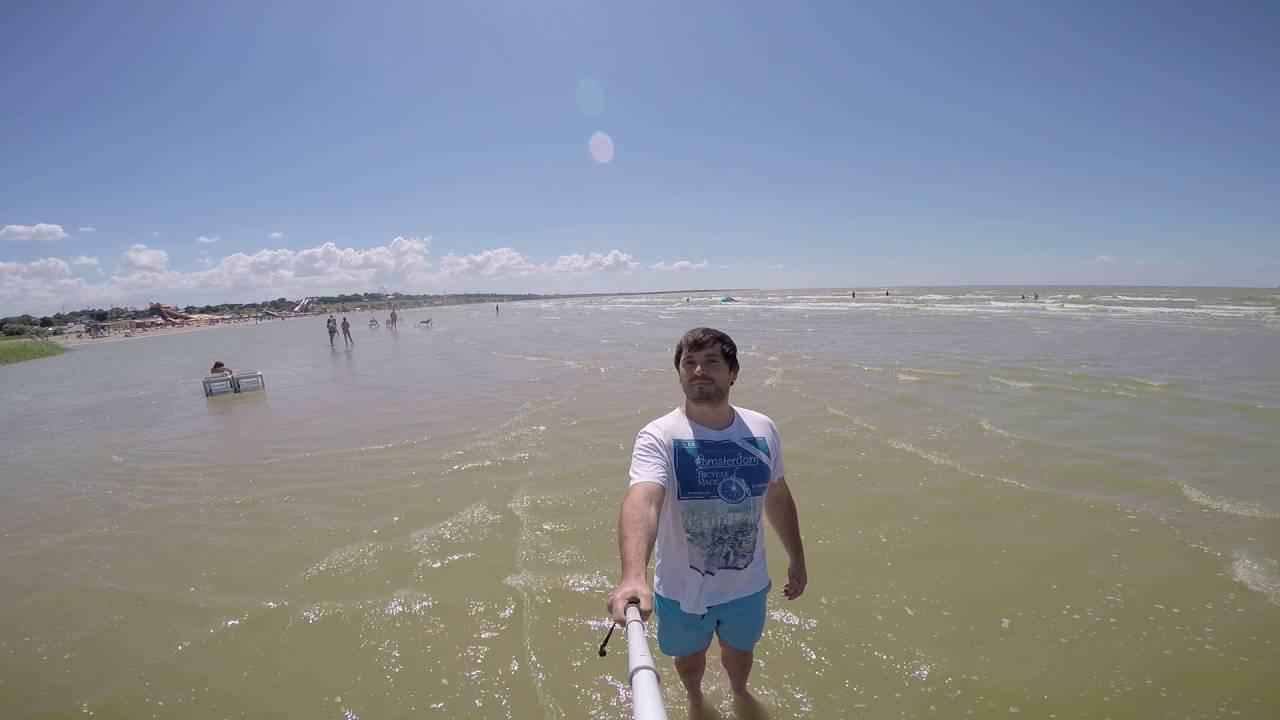 Фото пляжа города ейска 94