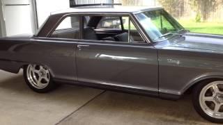1964 Chevy Nova Startup