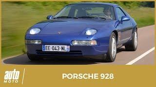1995 Porsche 928 GTS [ESSAI] : quadra-géniale