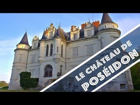 CURIOSUS #1 - Le Château de Poseidon