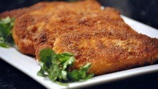 Reel Flavor - Breaded Paprika & Adobo Pork Chops (gluten-free)