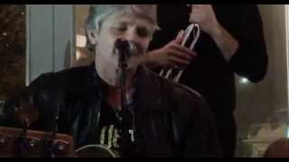 "PIA SUNDHAGE  w. APOLLO DRIVE ""All Along The Watchtower"" (Live Acoustic @ Musslan, January 10, 2013)"
