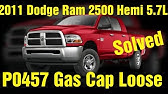 2007 Dodge Ram 1500 Evap Canister Location