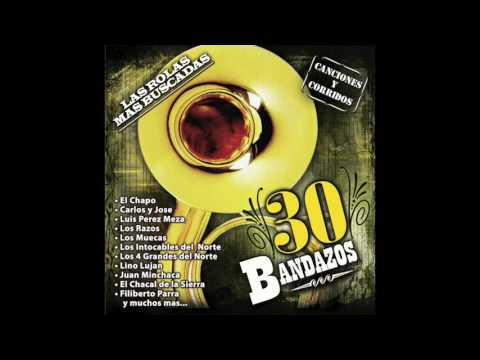 "30 Bandazos ""Las Rolas Mas Buscadas"" (Disco Completo)"