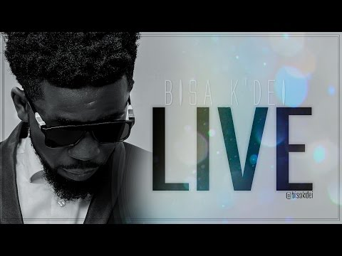 Bisa Kdei Performs Jwe live for the First Time