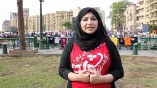 أسماء محفوظ: الجيش مش طنطاوي ولا المجلس العسكري