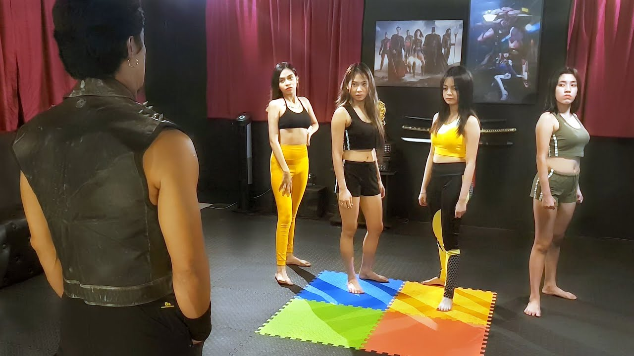 Download GIRLS of ACTION Trials- Samsung Note 20 Ultra 5G Action Shoot