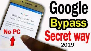 ✅Alcatel Frp Bypass 2019   Google Account Verification 5 1 1