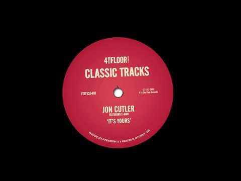 Jon Cutler featuring E Man 'It's Yours' (Ian Pooley Main Mix)