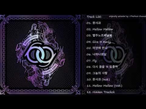 [FULL ALBUM] BerryGood (베리굿) - 정규 1집 [FREE TRAVEL] (1st Album)
