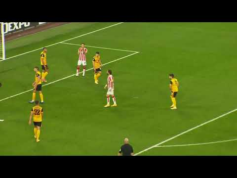 Wolves Stoke Goals And Highlights
