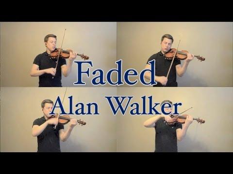 Faded - Alan Walker - String Quartet Cover